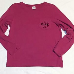 PINK Victoria's Secret long sleeve sweater top